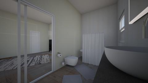 Meu quarto de sonho - Bedroom - by Benedita