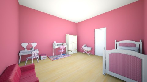Girl Room - Modern - Kids room  - by Winner168