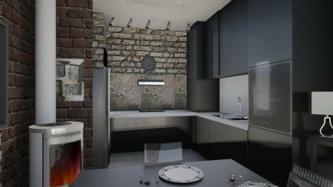 Echoes - Modern - Kitchen - by milyca8