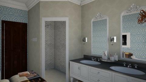 Bathroom redo - Bathroom  - by skiiergirl315