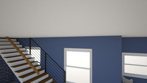 Open Floor Plan 1st Floor - by lexilovedove