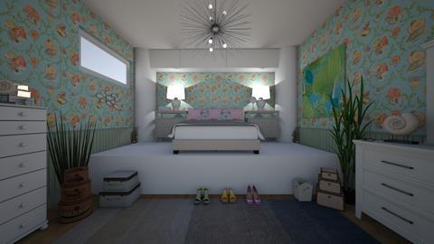 Bedroom Dreams - Modern - Bedroom - by Irishrose58
