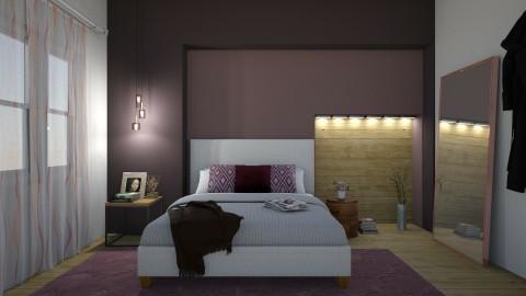 19102017b - Modern - Bedroom  - by matina1976
