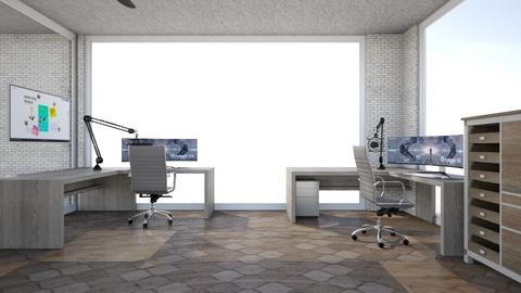 house_1 - Office  - by bsimpkins