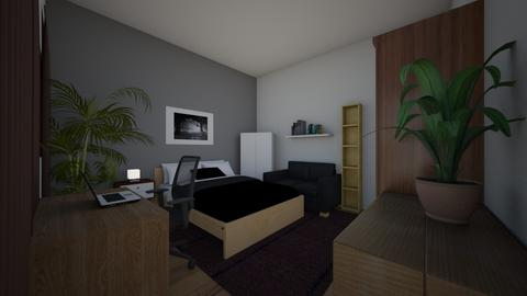 Gatinhos bedroom - by isvicentin