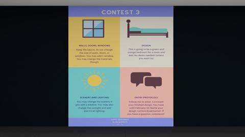 Contest 3 Rules - by designkitty31