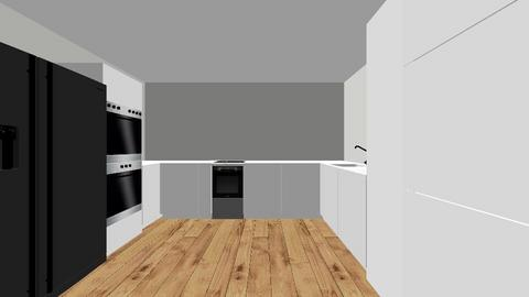 Living room and kitchen - Living room - by caraya
