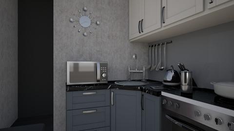 Kitchen Mama - Kitchen  - by vasya volnaya