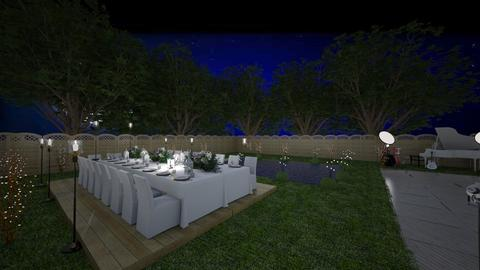 wedding time - Modern - Garden  - by lamzoi