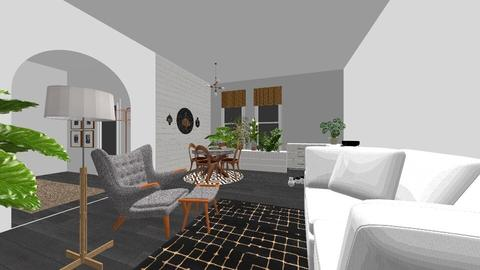 Amsterdam Home - Living room - by reedj0218