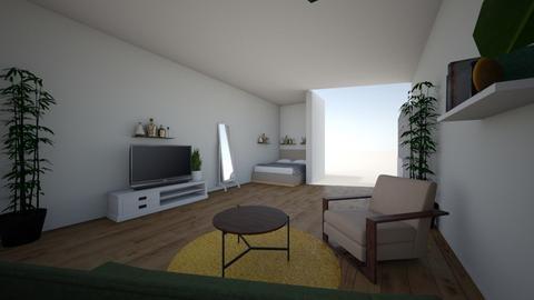 Tamara - Living room  - by 3lli33d