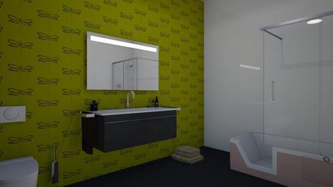 New Studio Apartment - by SMITHFACS