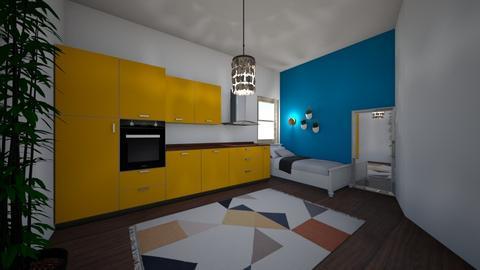 studio - Modern - by Annabel C