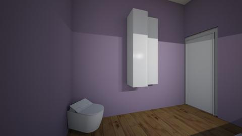 triad - Bathroom  - by millisss