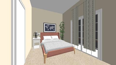 Bedroom - by nmedford