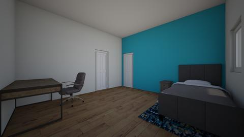 Brendens bedroom - Bedroom  - by brendenisntmyname