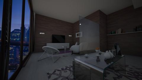 jhk - Living room - by jmpark