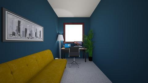Office Part 3 new desk pa - Office  - by gburch