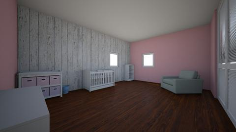 Presley Faiths room  - Kids room  - by emily5507