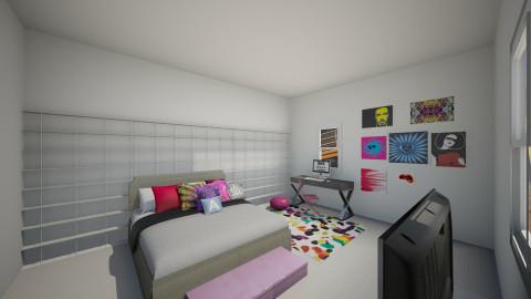 my room - Modern - Bedroom - by AR13