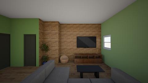 Agterhuis - Living room  - by Renee Agterhuis