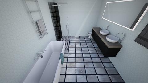 Bathroom - Modern - Bathroom  - by SUSSY_BAKA