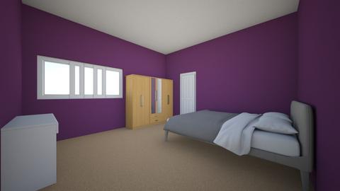 classic bedroom - Classic - Bedroom  - by Ice queen Roomstyler