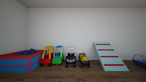 kid playroom - Kids room  - by Skellyo