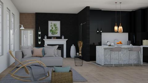 Modern Room - by cagla_deniz_