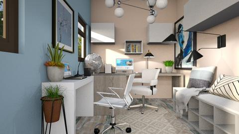 office size - Office  - by iraa