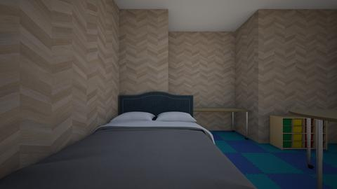 sophies bedroom - Bedroom  - by HillviewSS