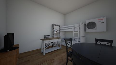 kaye - Bedroom  - by macyevaristo
