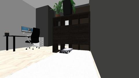 My Room 2021 1 - Bedroom  - by Ewyl