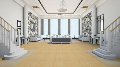 classic living room - Classic - Living room  - by Karine Hakobayan