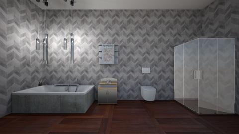 For designcat13  - Vintage - Bathroom  - by Katsuki Bakugo