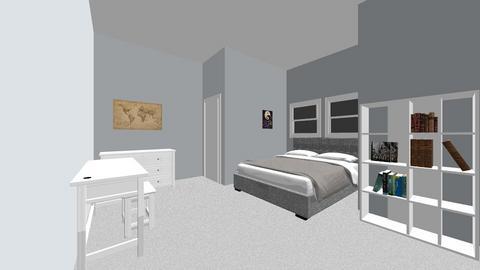 Hannahs Bedroom - Bedroom  - by elianagreenberg25