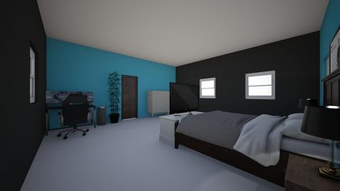 Droomslaapkamer_Adam - Bedroom  - by Sint Eduardus