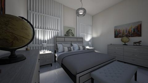 Simply Sleeper - Bedroom  - by Home Designer and Things