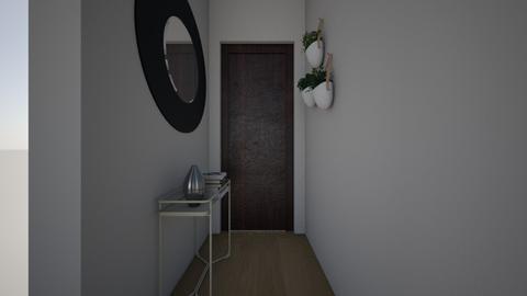 entry  - Bathroom - by brianathedesigner