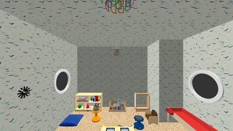 Kids room 1 - by msaye23