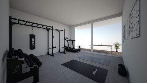 Gym - Modern - by es2020