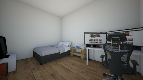 pokoj - Living room - by Laivit pl
