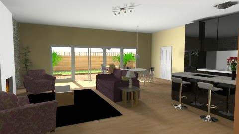 buvohely - Modern - Living room - by vanette