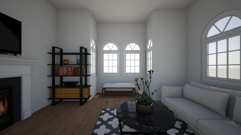 Living Room - Living room  - by Makayla Nakashima