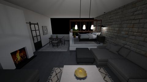 tiny loft - by edataman