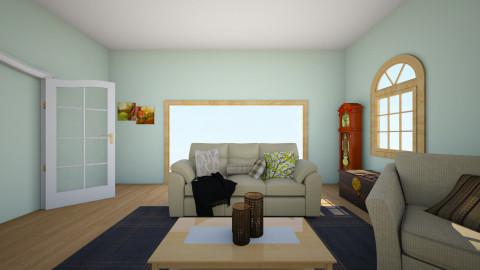 shoebox room - Living room - by cassidyjones1999