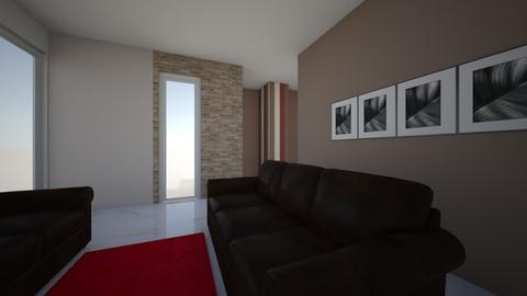 Dnevna soba - Living room  - by nemanjica