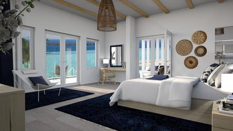 465 - Modern - Bedroom  - by Claudia Correia