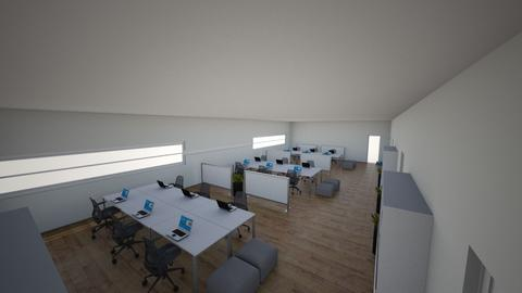 Open Space - Office  - by Wellster
