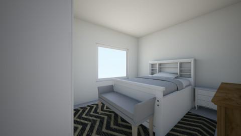 room2 - Bedroom - by DoraL